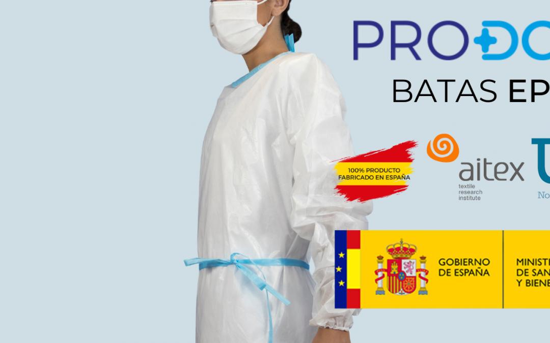 Marcado CE en los productos sanitarios y EPI